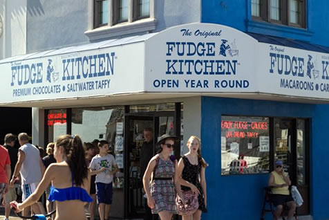 Fudge Kitchen Store Locations | Cape May | Wildwood ...